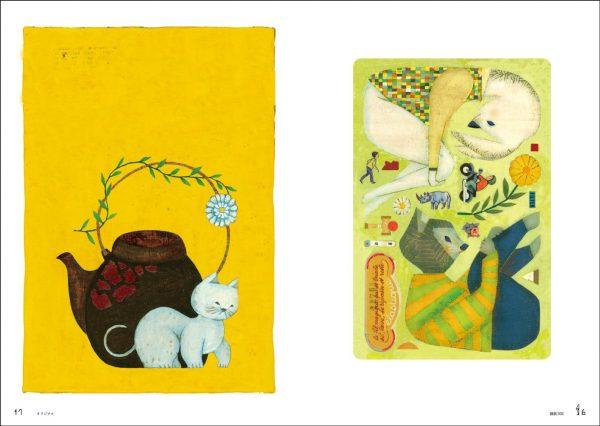 Toshiyuki Fukuda Works - Portfolio - Japanese illustration