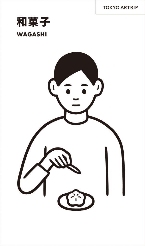 WAGASHI (TOKYO ARTRIP) - Japanese culture book
