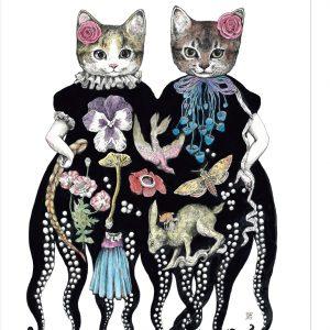 Yuko Higuchi Artworks - Japanese art book