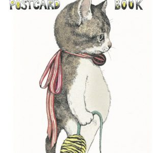 Yuko Higuchi Postcard book - Japanese art book