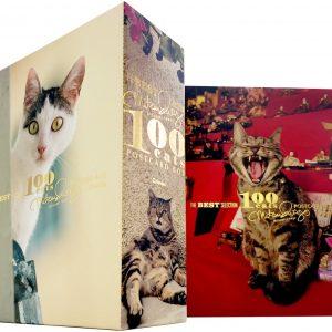 Mitsuaki Iwago's Cat Postcard Best 100 - Japanese photography