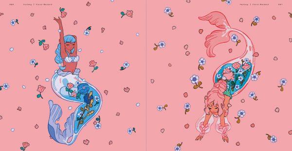Polaris -The Art of Meyoco- japanese illustration