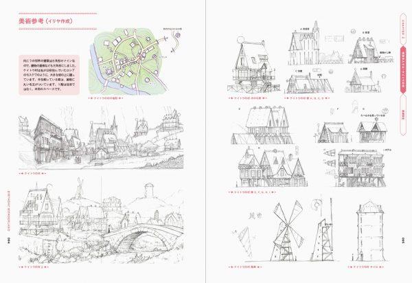 Birthday Wonderland Official Setting Book - Ilya Kuvshinov