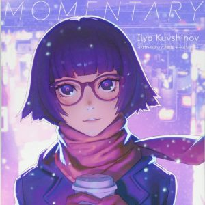Ilya Kuvshinov Art Works - MOMENTARY - Japanese illustration book