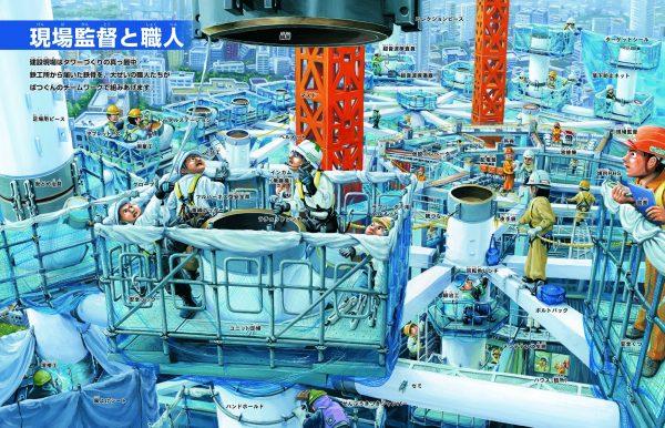 SHIGOTOBA 4 - Tokyo Skytree -The Working Place of Japan Professionals - Noritake Suzuki