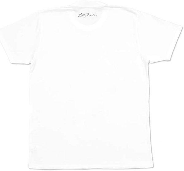 Little Thunder - graniph collaboration T-shirt - Love [white]
