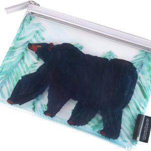 Miroco Machiko - Multi Clear Pouch [Bear]