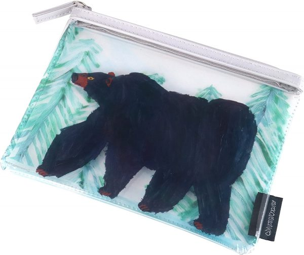 Miroco Machiko - Multi Clear Pouch [Bear]