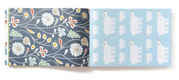 Scandinavian 100 Letterbook BENGT & LOTTA