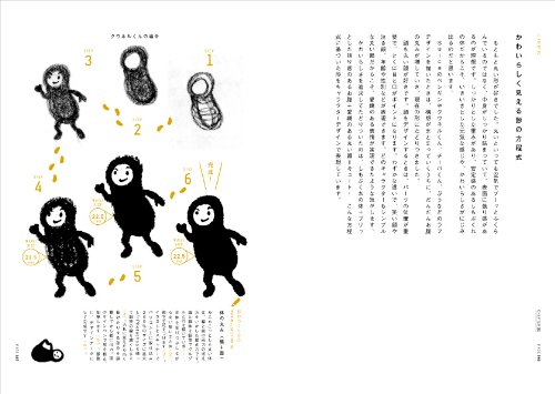 Talk about illustrations and character design by Chiharu Sakazaki - Japanese illustration book