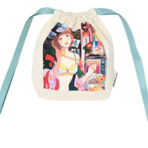 Little thunder - purse - une nana cool collab-TypeB