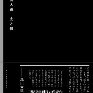 Light and Shadow - Daido Moriyama Photo Collection4 - Japanese phography book