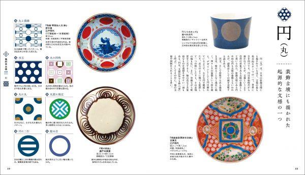 Japanese pottery pattern book - Japanese craft book