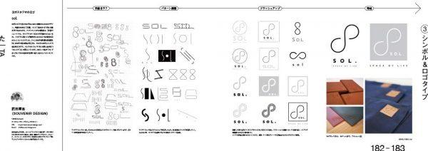 Rough Sketch of Japanese Art director and Designer 188