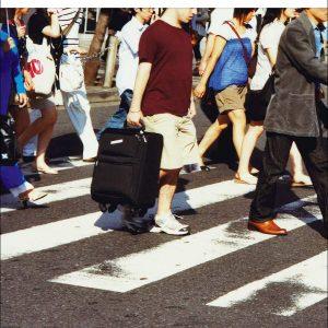 TOKYO The city where I was born - Naoki Ishikawa - Japanese photography book