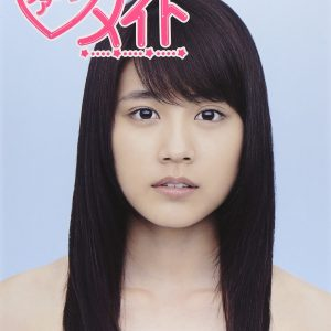 Fancy Mate - Cover: Kasumi Arimura - Showa retro girly - Japanese Culture Book