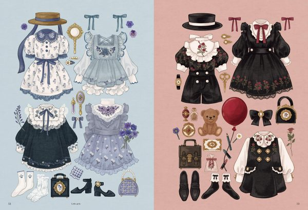Fancy Museum of fouatons - Collection of works of clothes and accessories