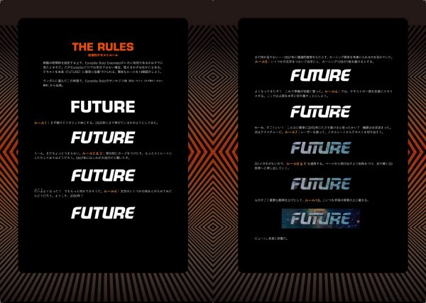 Typography and design in SF movies - Typeset in the Future