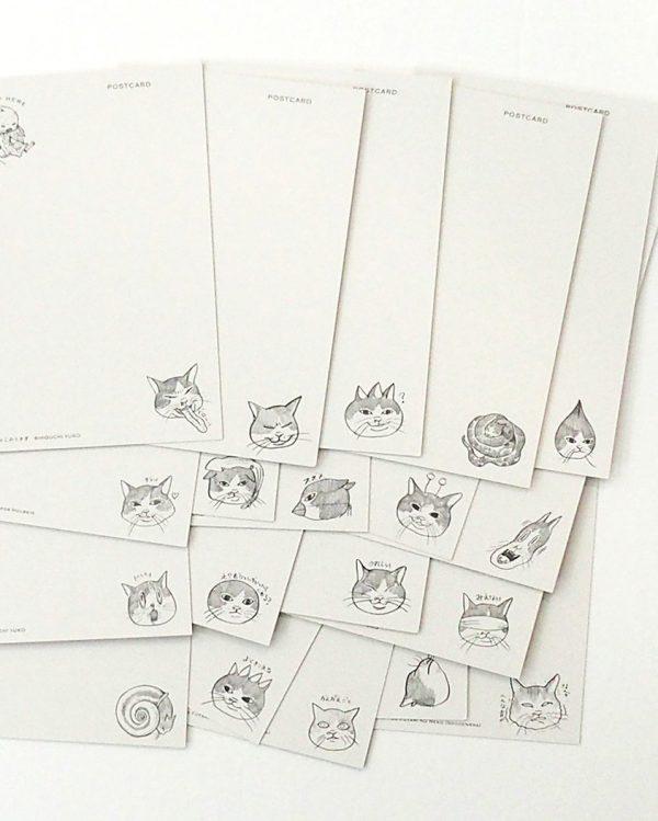 Yuko Higuchi 100POSTCARDS [Animals]