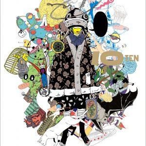 TEN - Toshihiro Mori Art works - Japanese illustration