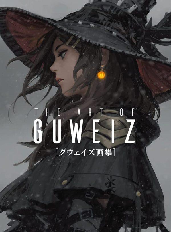 The Art of GUWEIZ Book