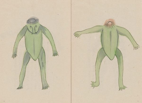 YOKAI - Koichi Yumoto collection - Miyoshi mononoke museum- Japanese folk monster book